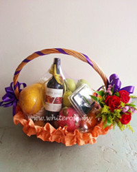 WFD06-Wine & Fruits