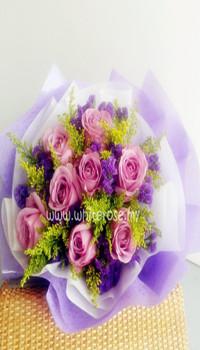 WRJ17-Purple Love
