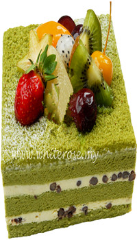 WRT01-GREEN TEA CAKE蝬