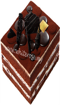 WRT05-MIRROR CHOCOLATE CAKE