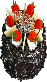 WRT08-BLACK FOREST CAKE