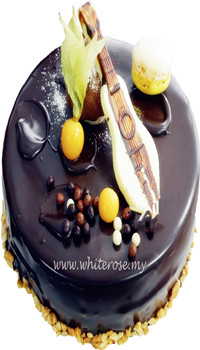 WRT12-Chocolate Mousse Cake