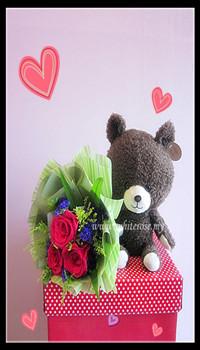 WRJ30-My Love Bear